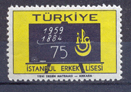 1957 The 75th anniversary of istanbul collage for boys